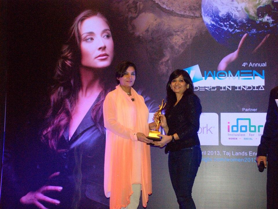 Awards Women Leadership 2013 IIG - WLA