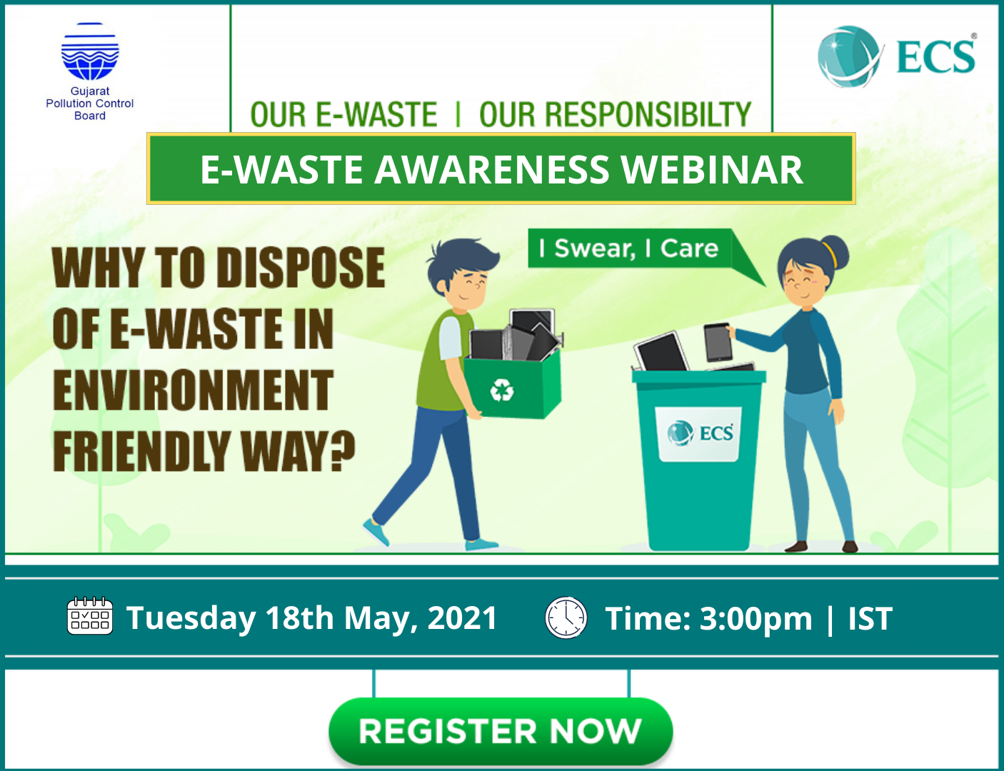 e-waste awareness webinar